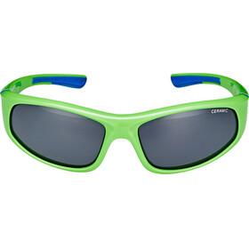 Alpina Flexxy Junior neon green-blue